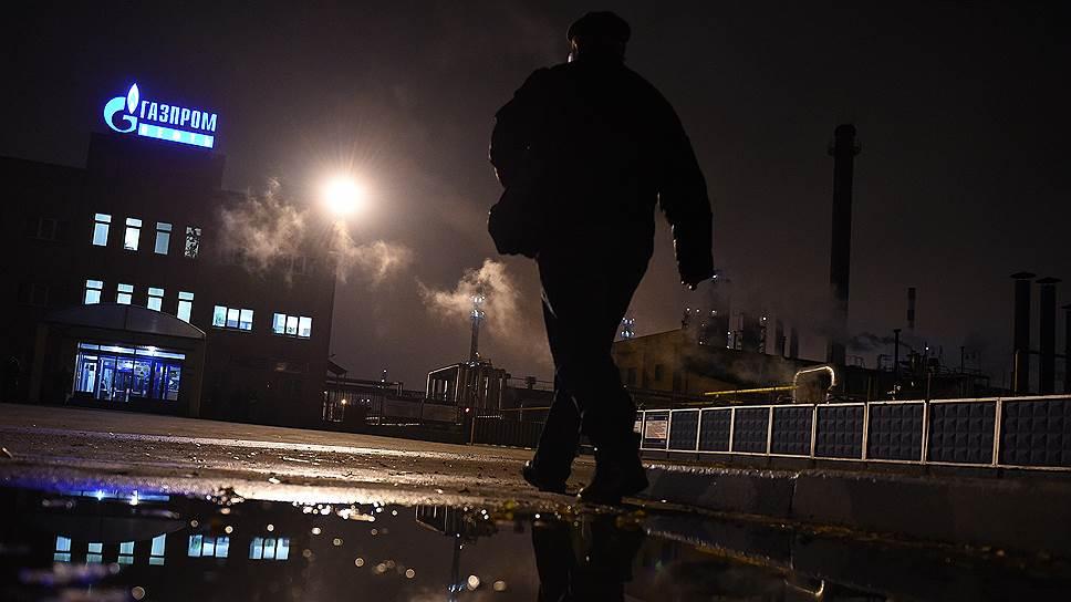"""""""Газпрому"""" грозит неблагоприятный прогноз"""