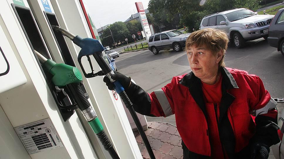 Бензин решился на подорожание