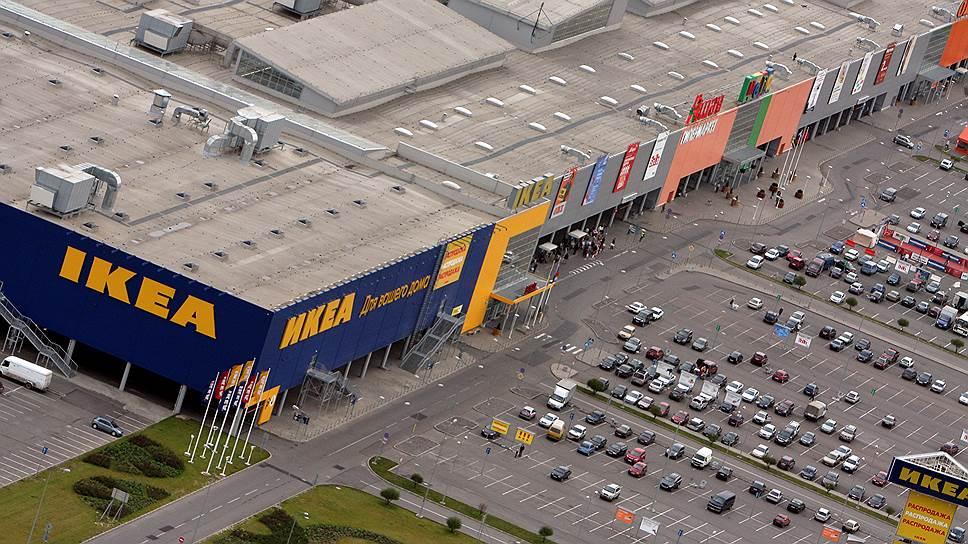 Как IKEA поставила на реконструкцию