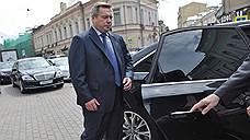 Василий Голубев перешел на предвыборное положение