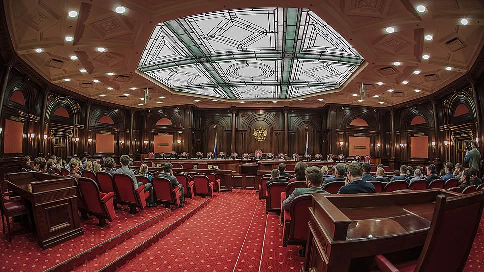 Проблемы ВИП-вкладчиков дошли до Конституционного суда