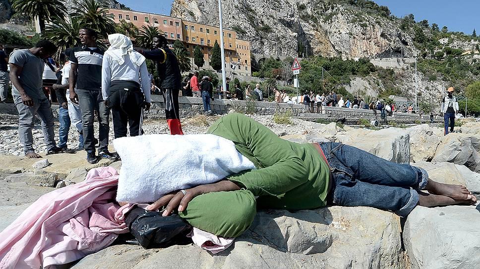 Евросоюз восстанавливает границы для мигрантов