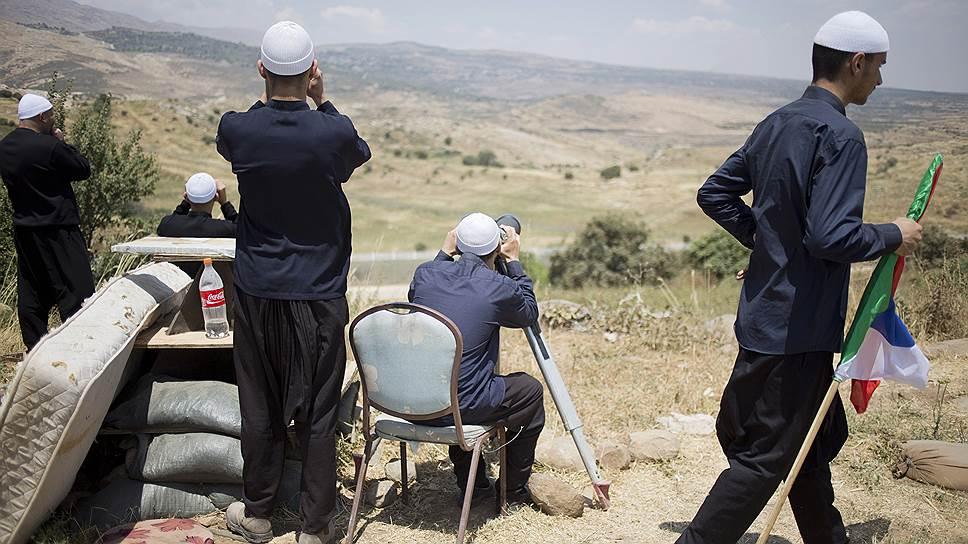 Израиль разворачивается к сирийскому фронту