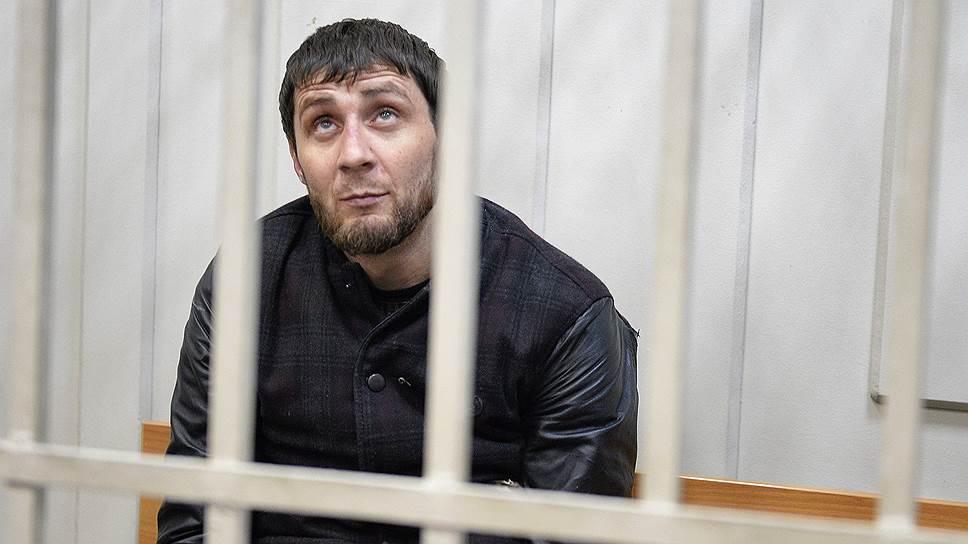 Как Заур Дадаев заговорил по делу