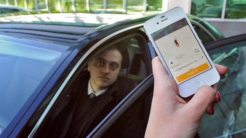 Питерские таксисты взялись за шашечки