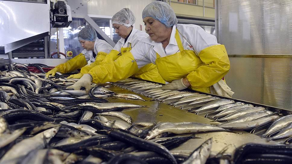 Как аквакультуру вывели из-под пошлин