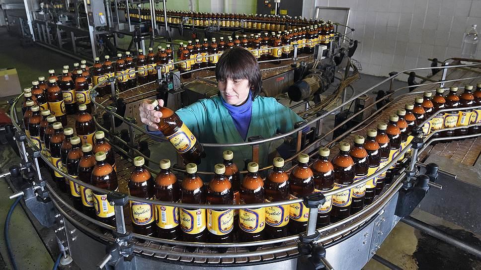 Пиво нуждается в заморозке