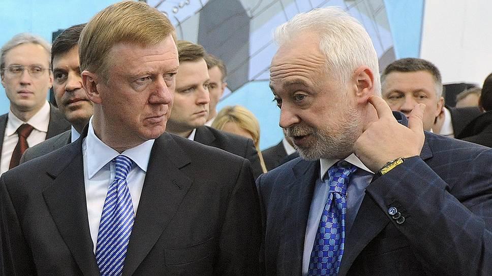 Как Анатолий Чубайс давал показания в 2015 году