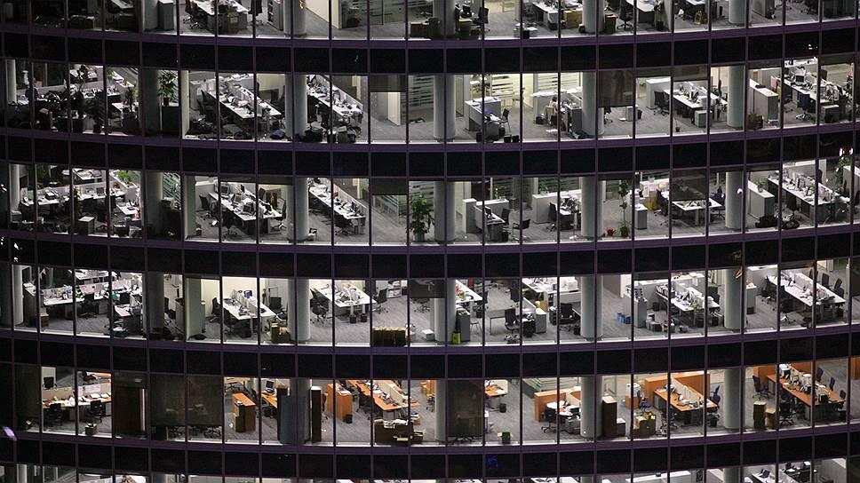 Инвесторы выглянули из офисов