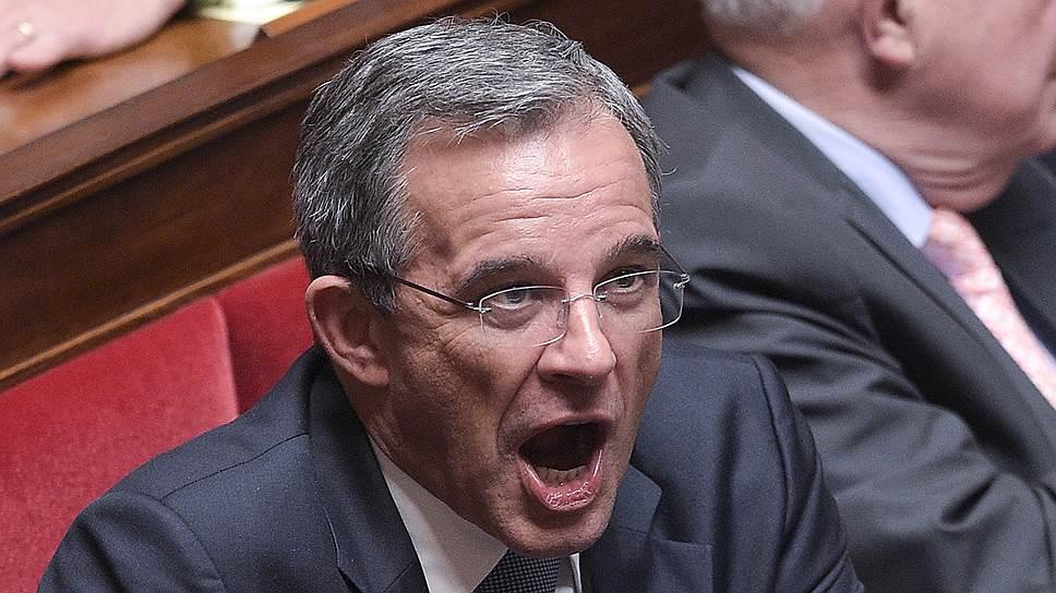 """Глава делегации французских депутатов Тьерри Мариани рассказал """"Ъ"""", зачем они посетили  полуостров"""