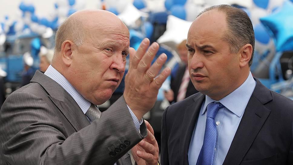 Почему Валерий Шанцев назвал отставку Олега Сорокина «политической бойней»