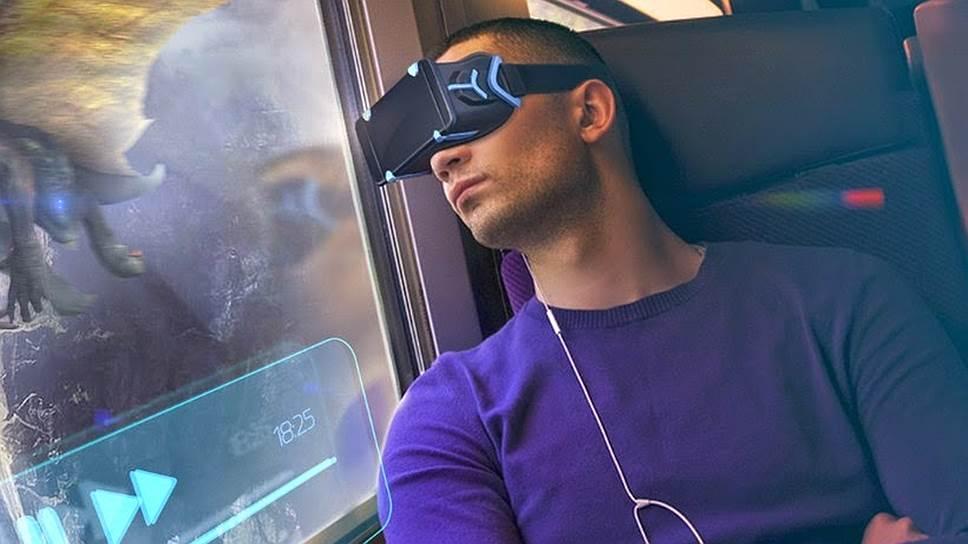 Как виртуальные шлемы Fibrum вышли в розницу