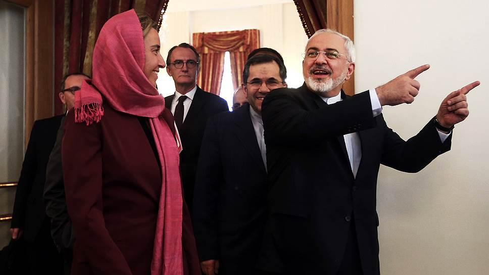 В погоне за Ираном