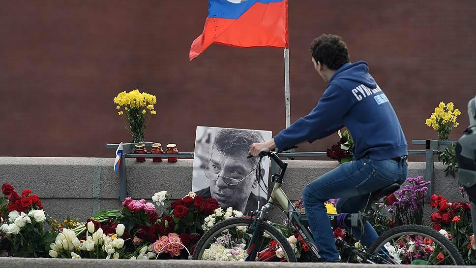Обвиняемые в убийстве Бориса Немцова прошли биологические тесты