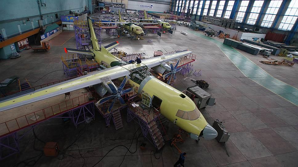 Как Ан-140 улетел в историю