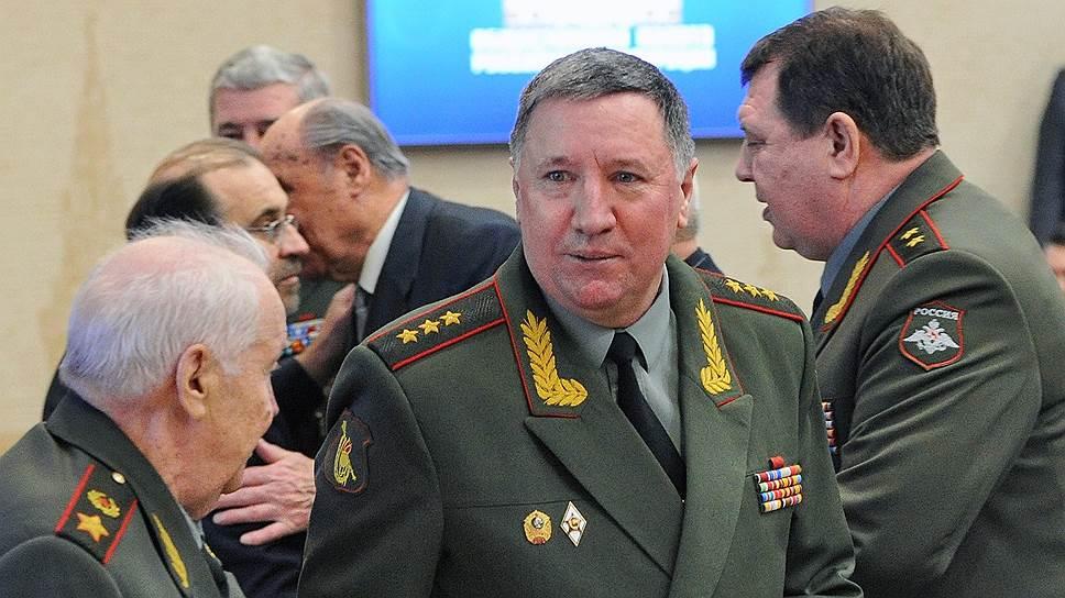 Как защита генерал-полковника просила применить к нему амнистию