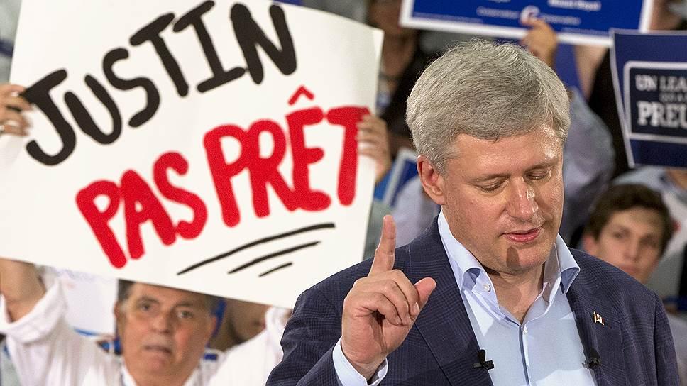 Как Канада готовилась к выборам