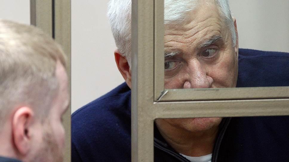 Саид Амиров защитился боевиками