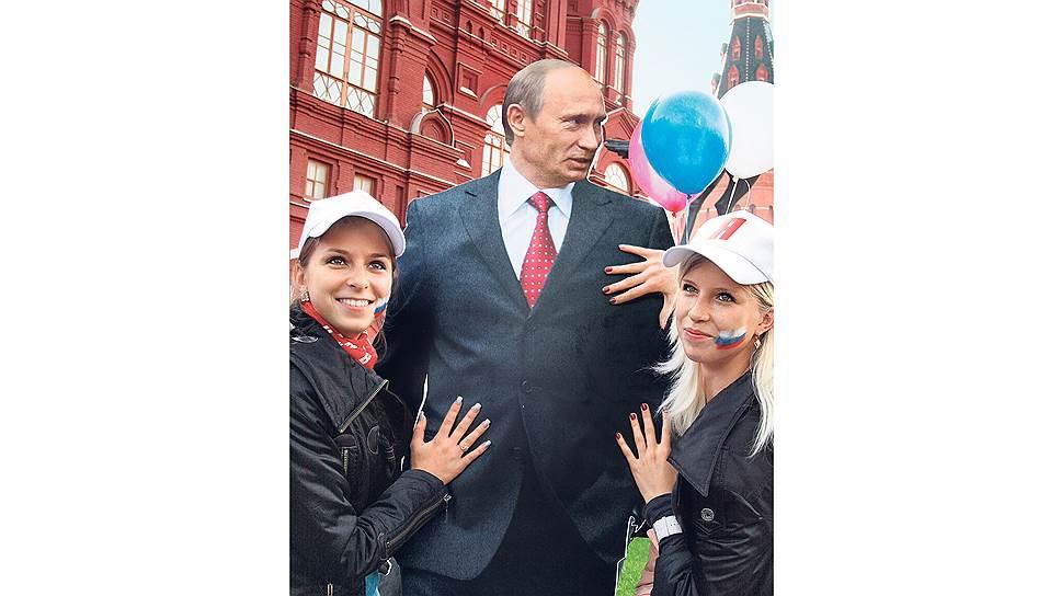 """Один на один с избирателями / """"Единая Россия"""" не будет использовать образ Владимира Путина на выборах в Госдуму"""