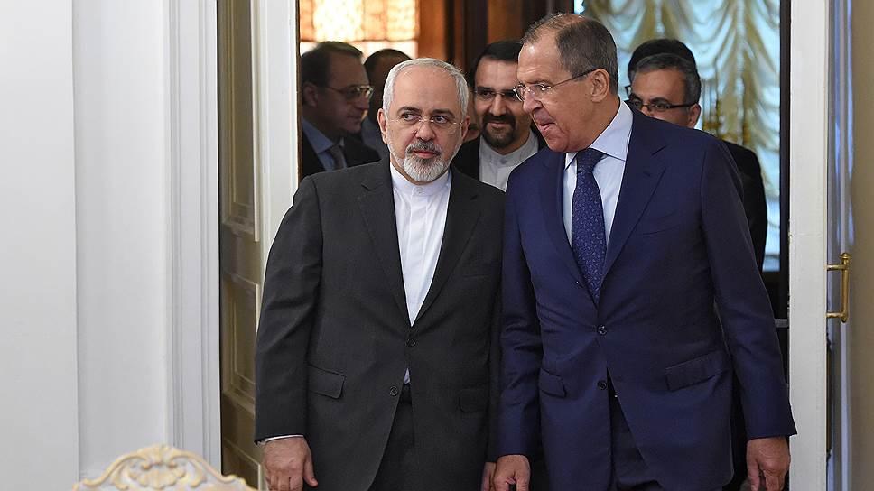 Как Россия и Иран перешли к предметам крупнее атома