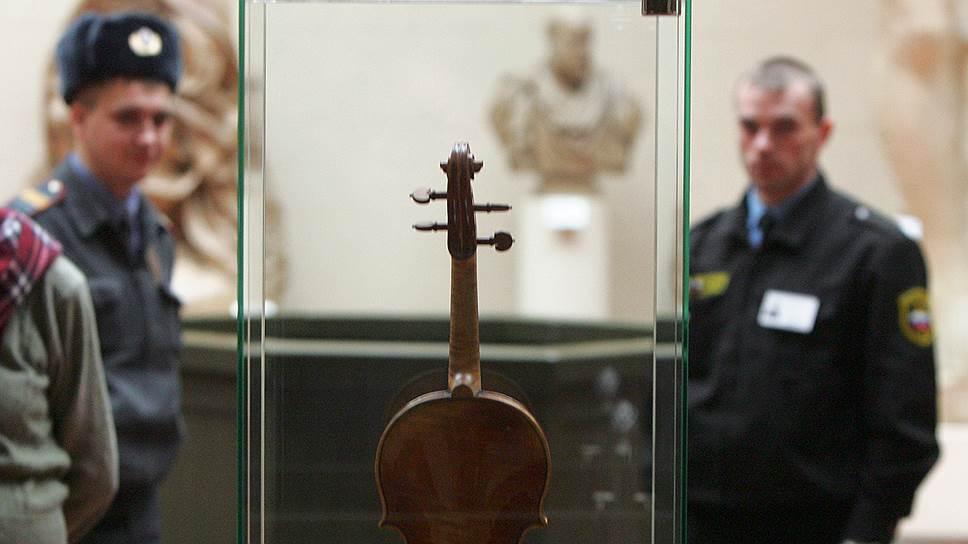 Страховщики убоялись музейных страхов