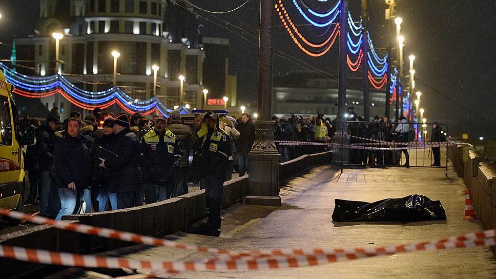 Борис Немцов заслужил особый статус