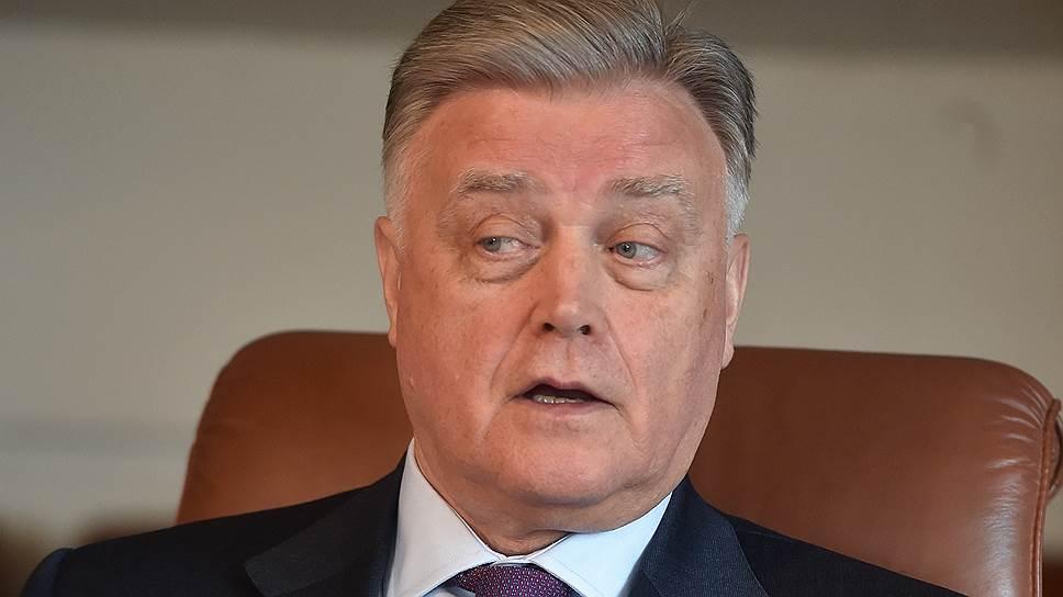 Владимир Якунин не чрезвычайно полномочен