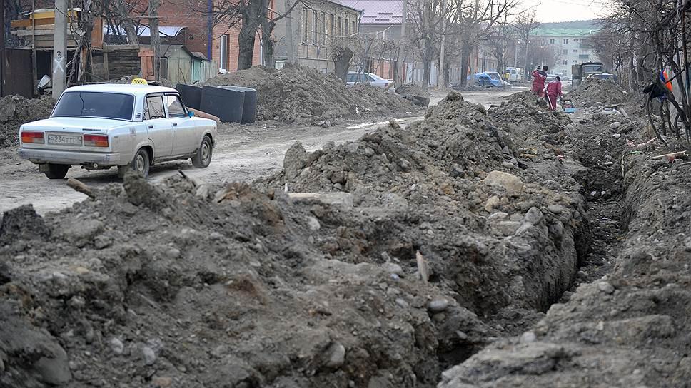 Южную Осетию восстанавливали с растратами и откатами