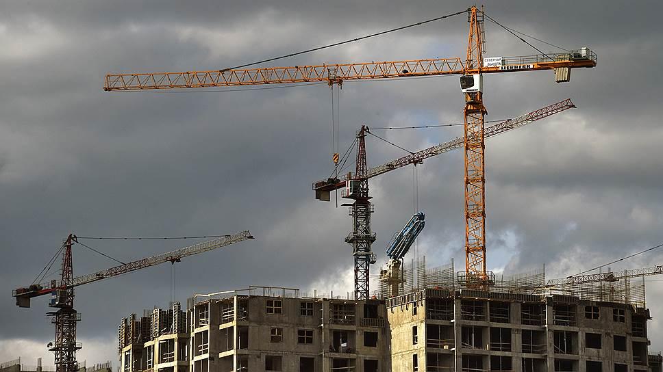 Правительство описало барьеры в строительстве, которые намерено снять