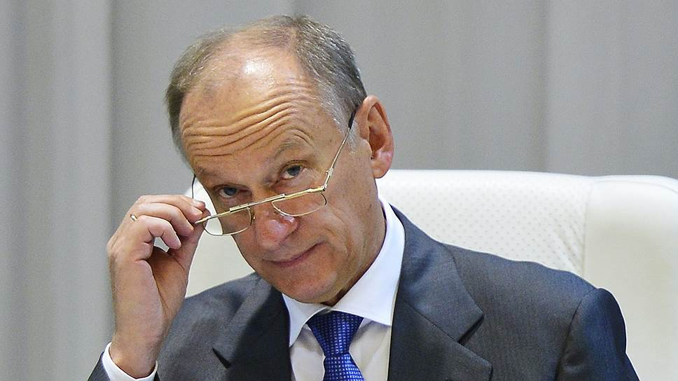 Николай Патрушев опознал в Google и WhatsApp шпионов