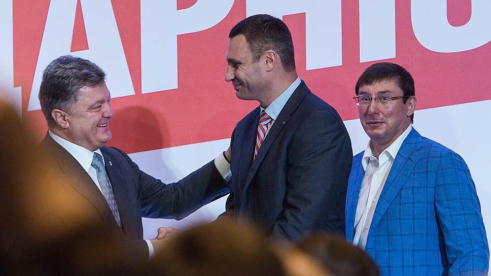 Президент Украины принял УДАР близко к сердцу