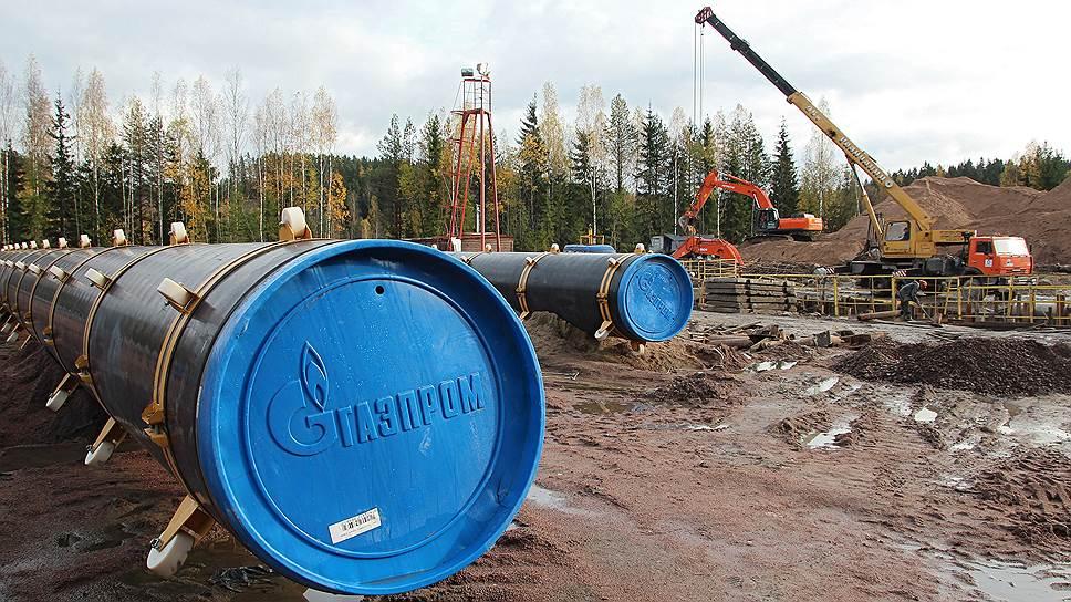 Nord Stream 2 стартует от Японского моря