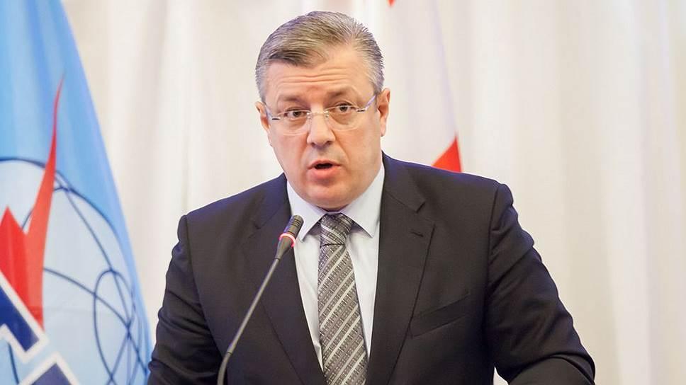 В связи с чем главу МИД Грузии заподозрили в евразийском уклоне