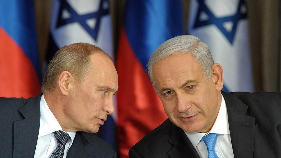 Как у Израиля назрели просирийские вопросы