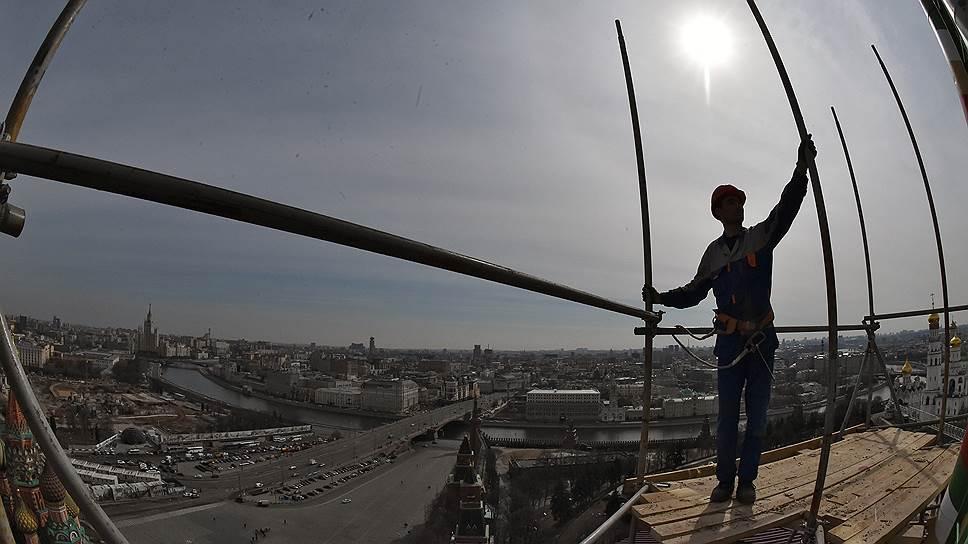 Москва подошла к аварийным зданиям