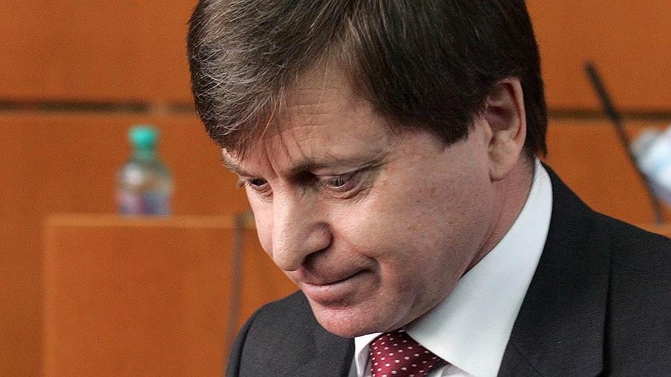 Исполняющий обязанности ректора Дагестанского государственного педагогического университета Магомед Абдулаев