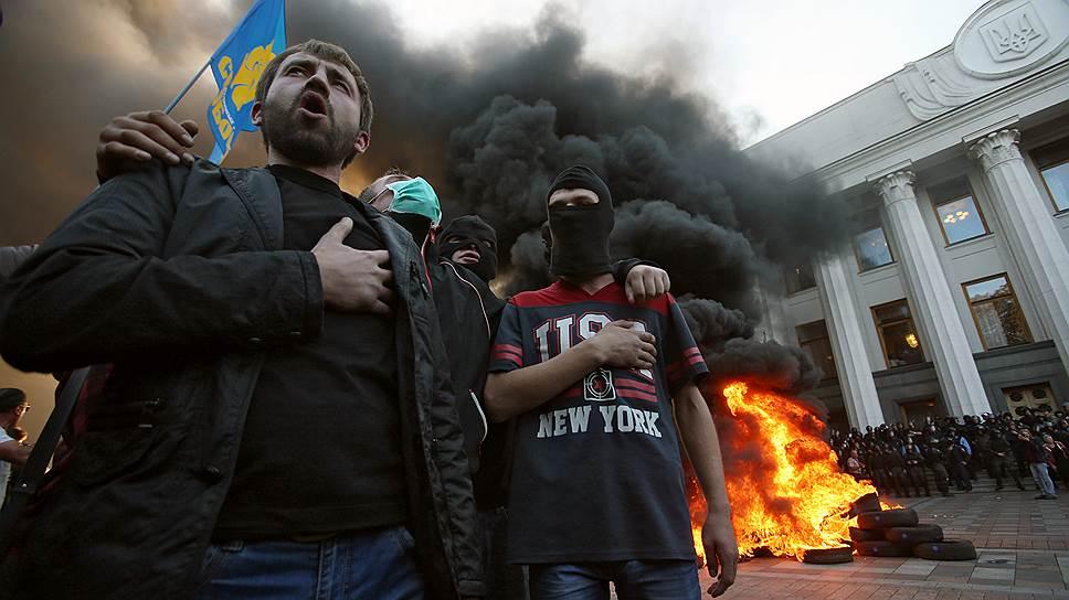 Киев готовится жить по парижскому времени
