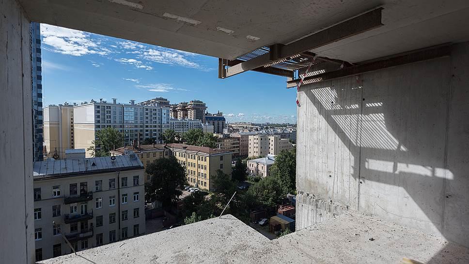 Темпы ввода жилья начали снижаться