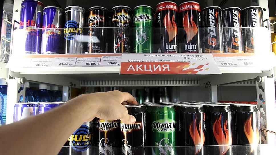 Как Борис Титов вступился за энергетические напитки