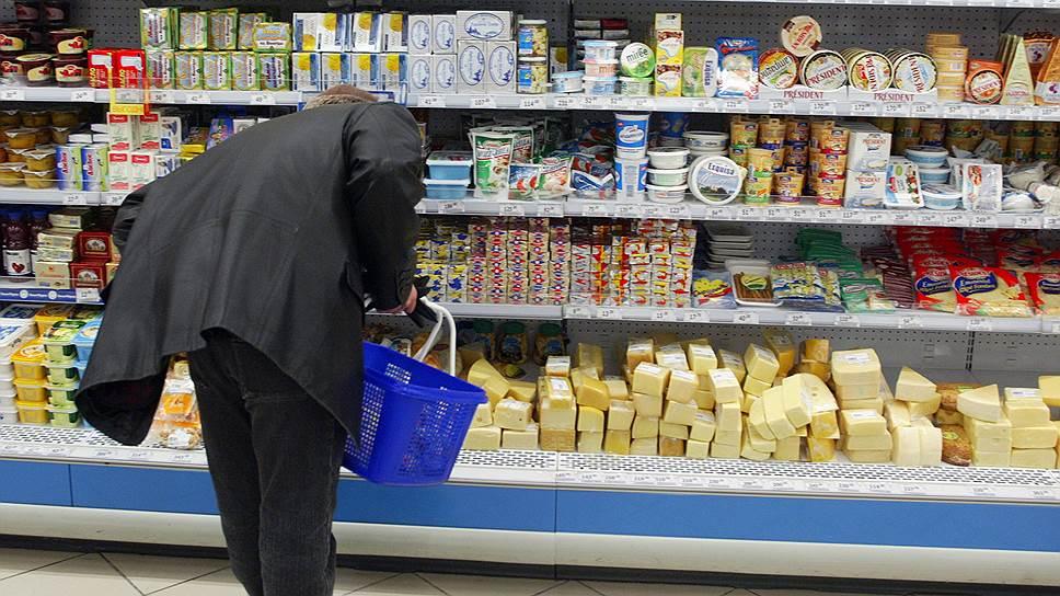 Около 80% сыров в России фальсифицированы