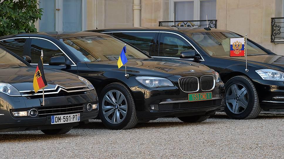 Париж стоит Минска