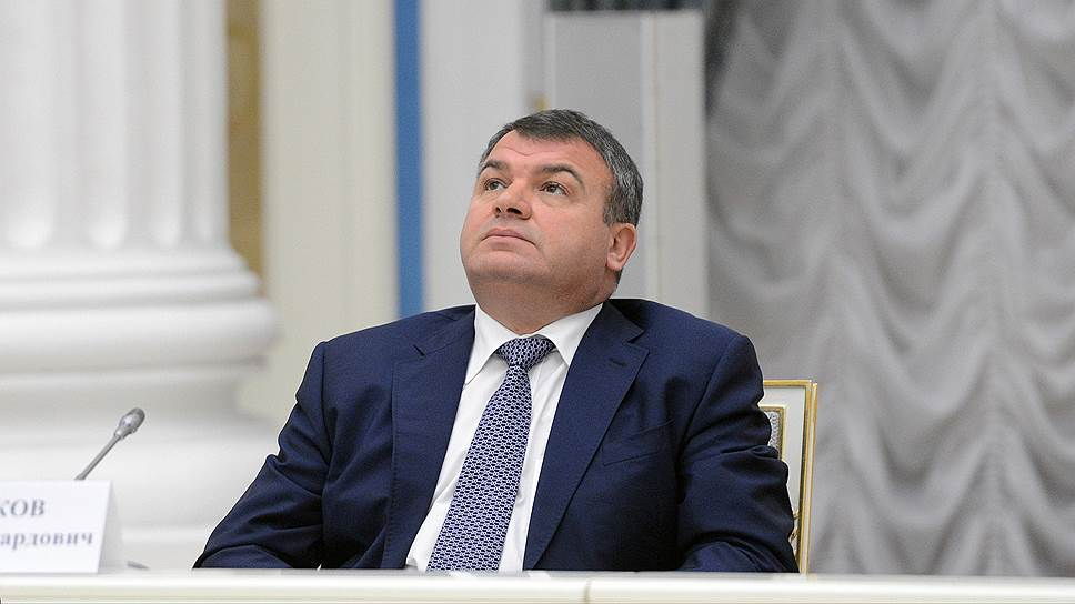 Как Анатолий Сердюков попал в дело зятя