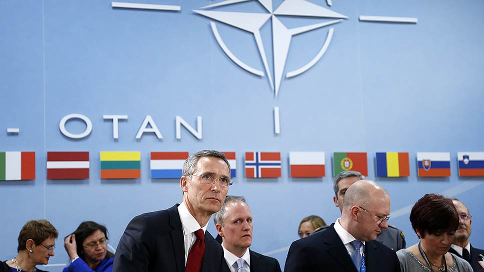 НАТО перестроилось на сирийское направление