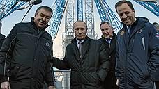Владимир Путин объявил Восточному весну