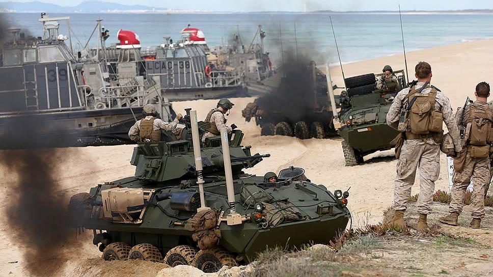 НАТО учится справляться с агрессией