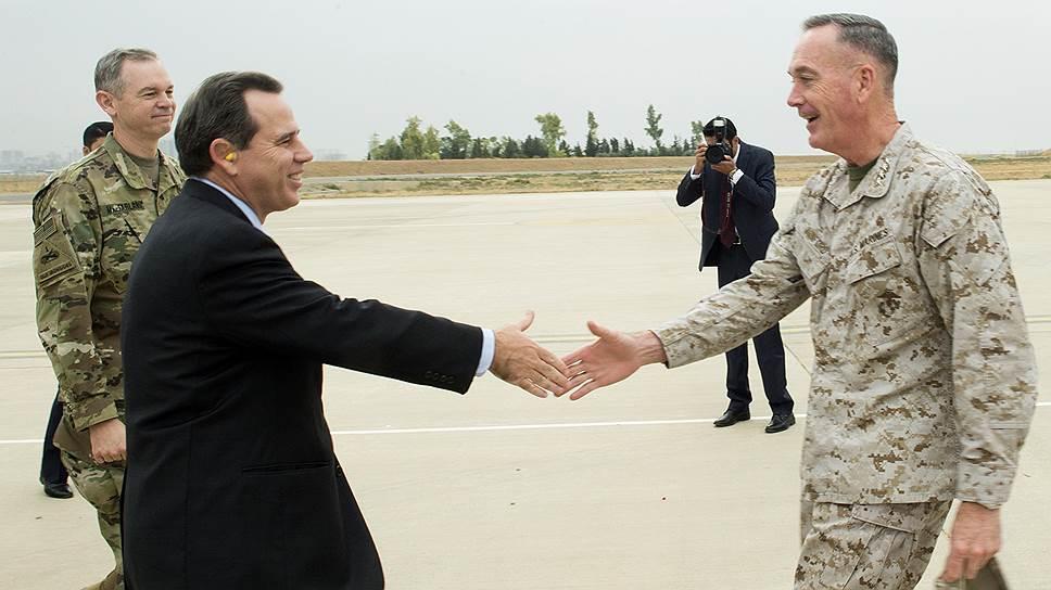 Почему американские военные вспомнили об Ираке