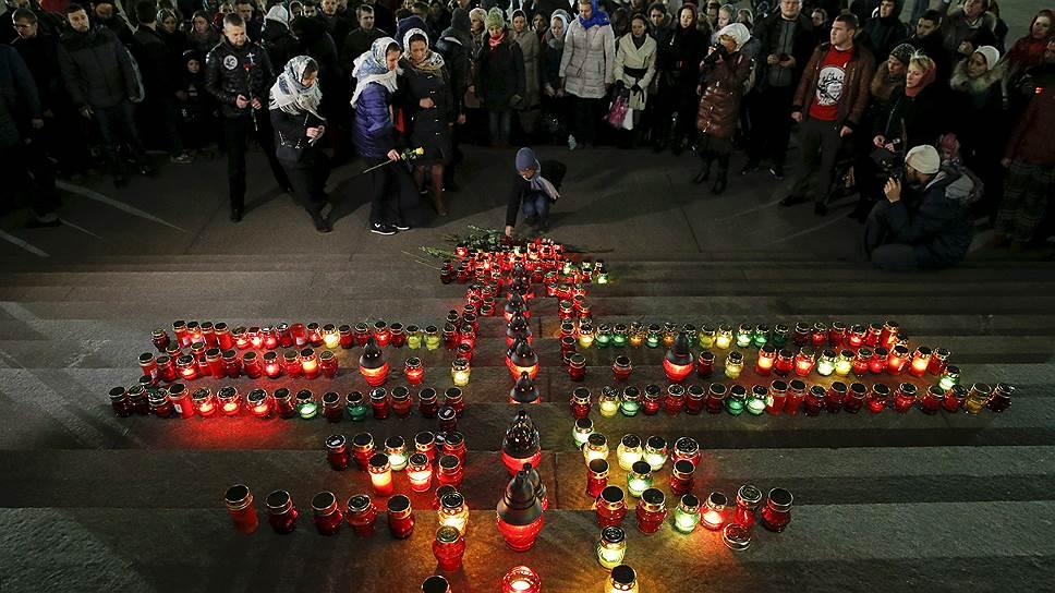 Петербургские власти думают о мемориале
