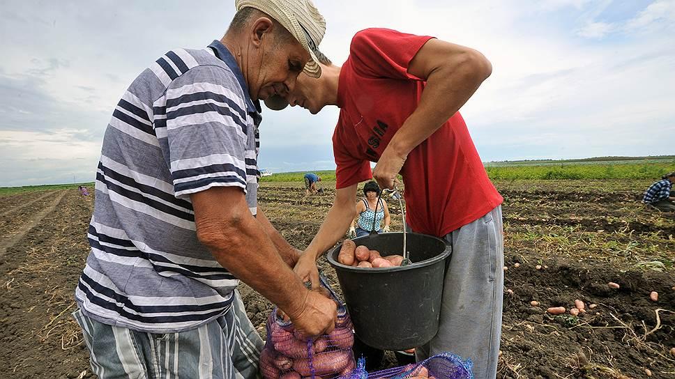 Ни пяди аграрной земли