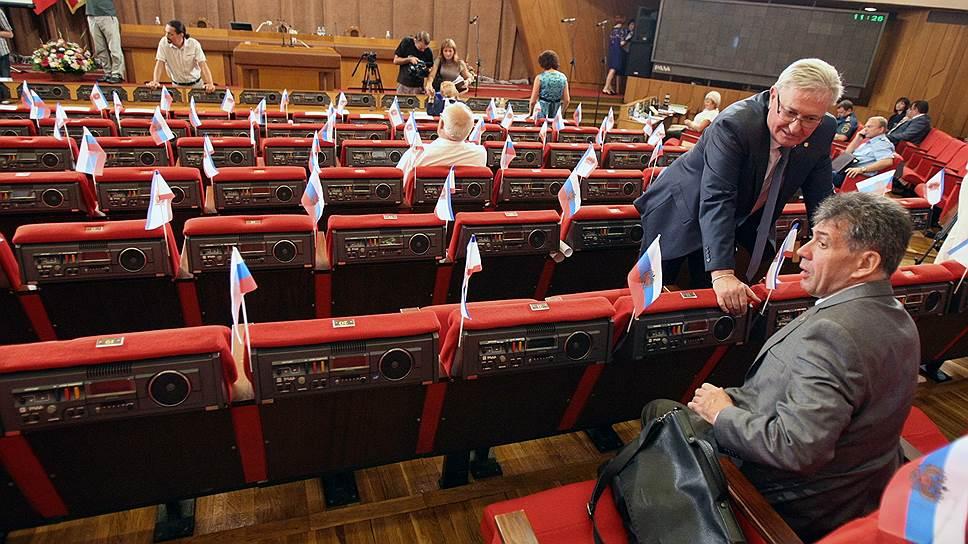 В Крыму не хватает желающих руководить