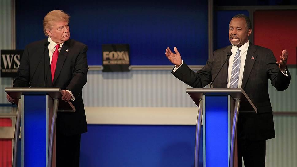 Президентская гонка подверглась нейрохирургическому вмешательству
